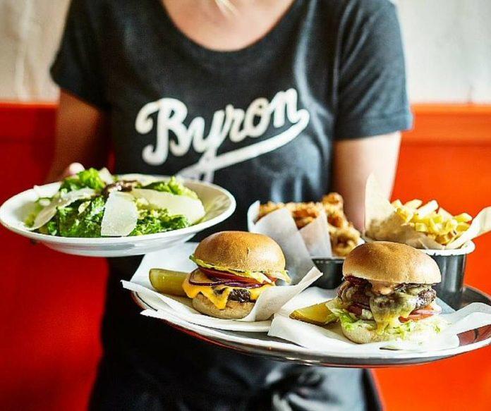 byron burger harrogate review