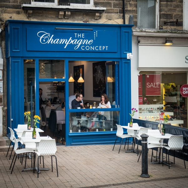 champagne bar harrogate