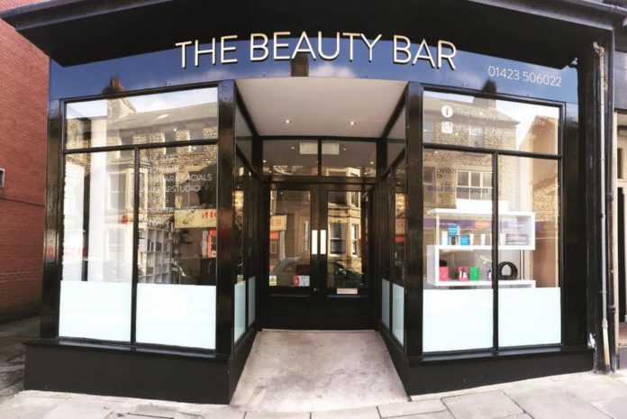 harrogate nail and beauty bar
