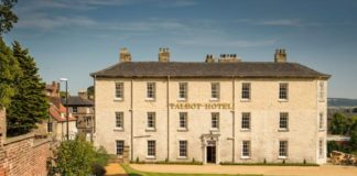 the talbot hotel in malton, north yorkshire