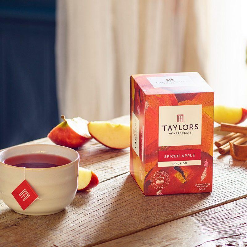 Taylors Spiced Apple tisaine tea