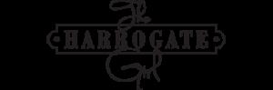 The Harrogate Girl Logo