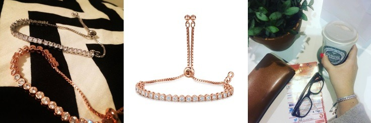 infinity and co - affordable jewellery bracelets