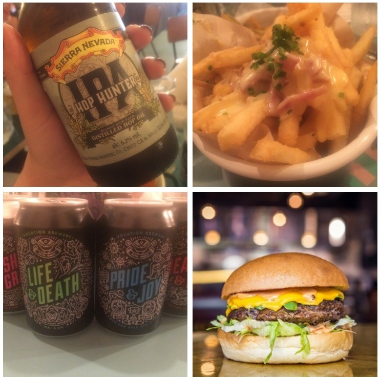 byron burger and beers