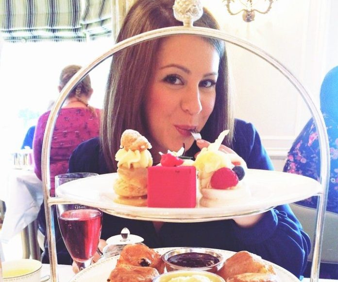 the harrogate girl afternoon tea harrogate bettys