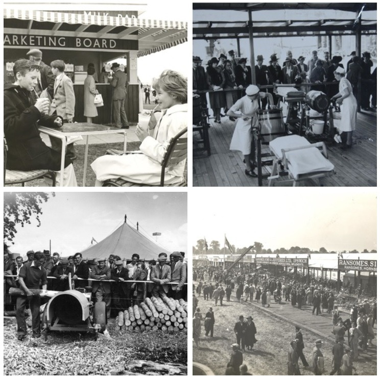 Great Yorkshire Show history