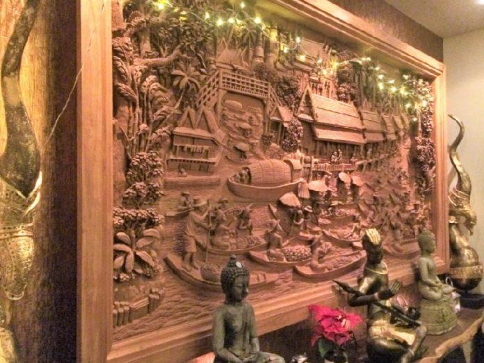 Sukhothai restaurant Harrogate thai restautant