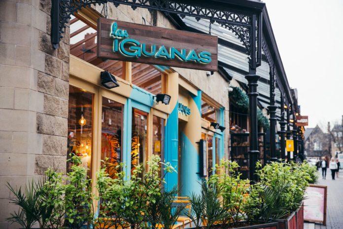 las iguanas reataurant