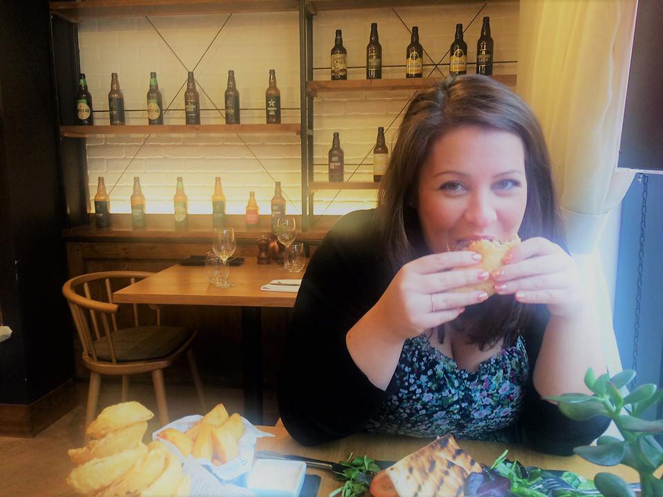 eating out in york the harrogate girl