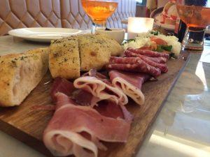 ask Italian harrogate meat platter