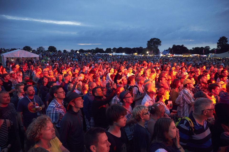 family festival in yorkshire music festival