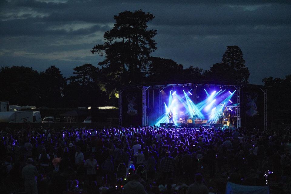 family festival in yorkshire music