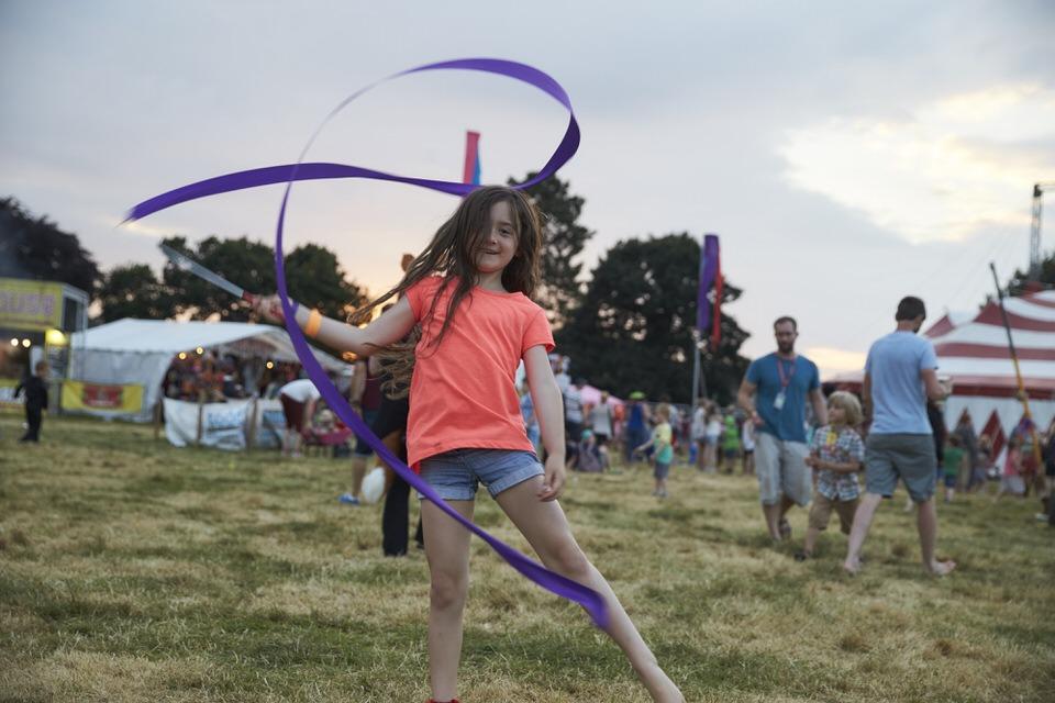 children's festival in yorkshire