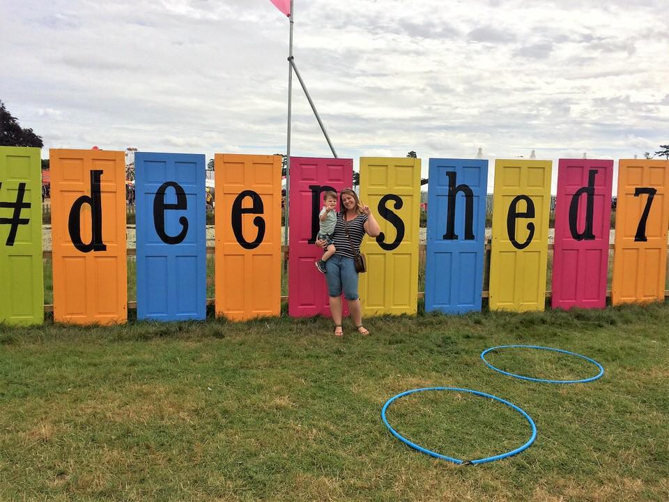 family festival in yorkshire deer shed festival