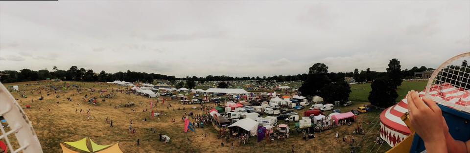 family festival in yorkshire