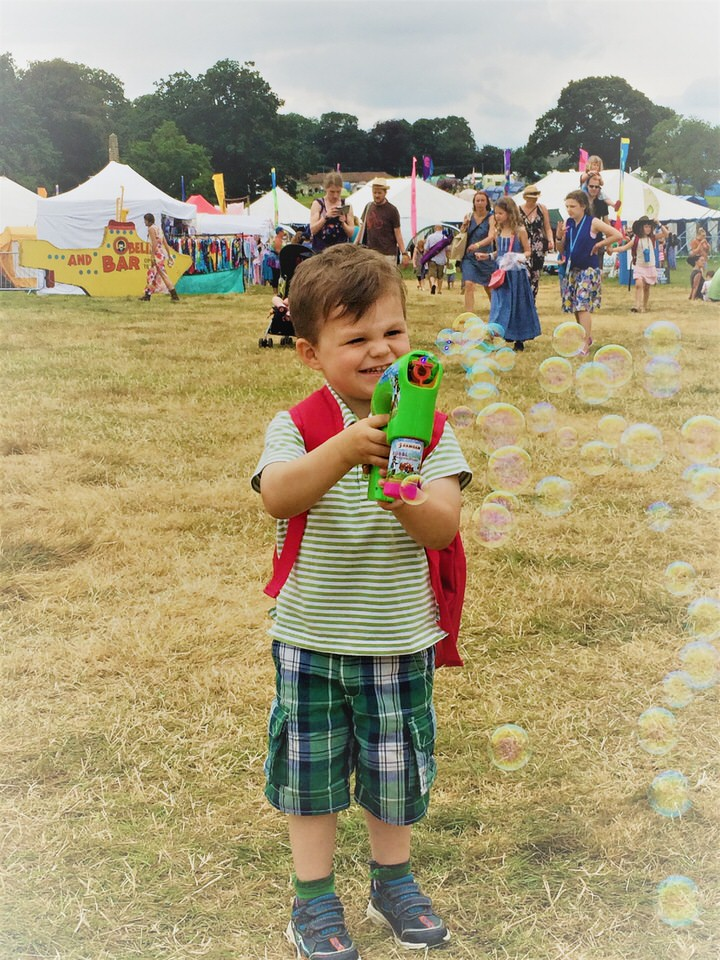 family festival in yorkshire kids activities