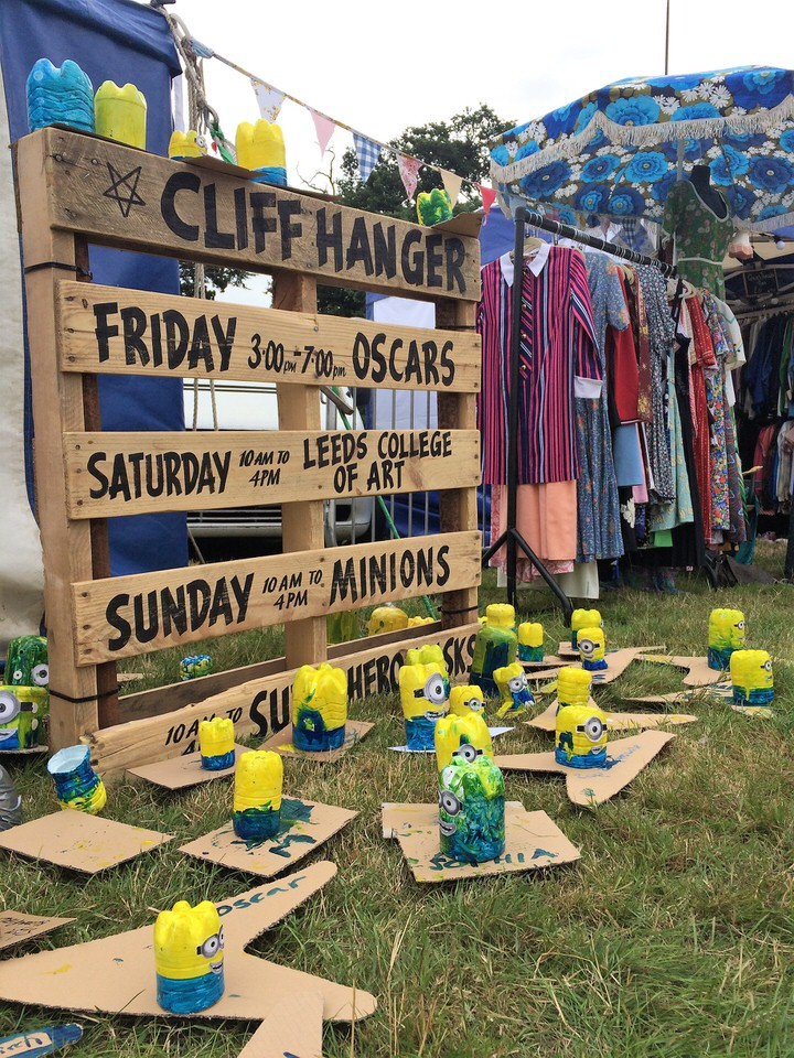 family festival in yorkshire art