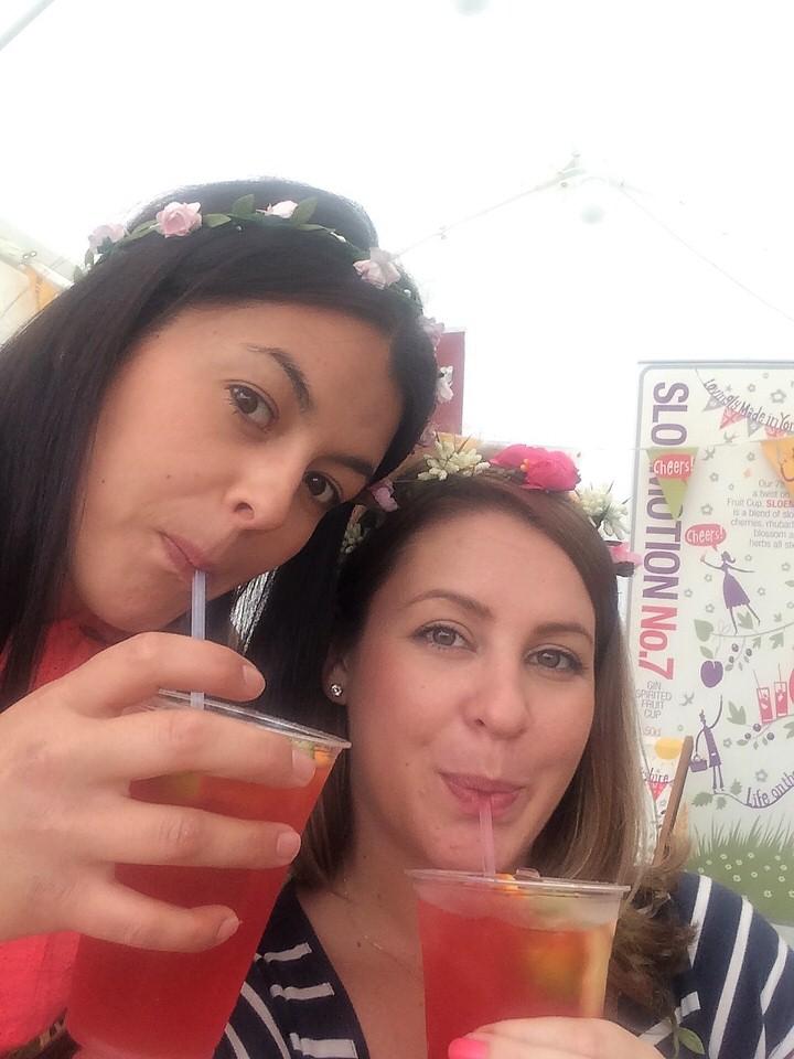festival drinks