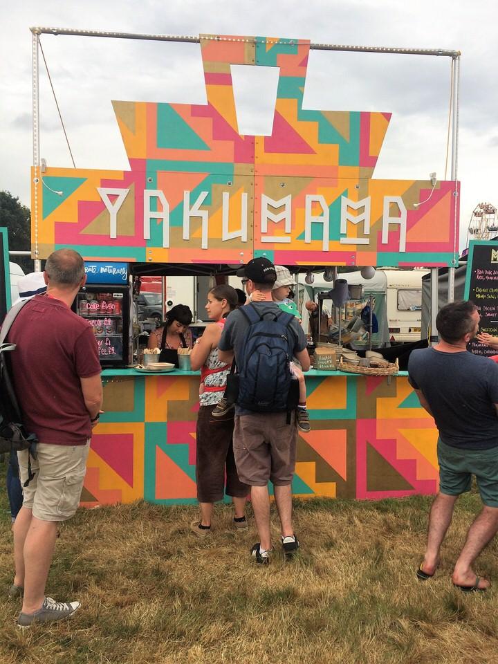 family festival in yorkshire fesitval food