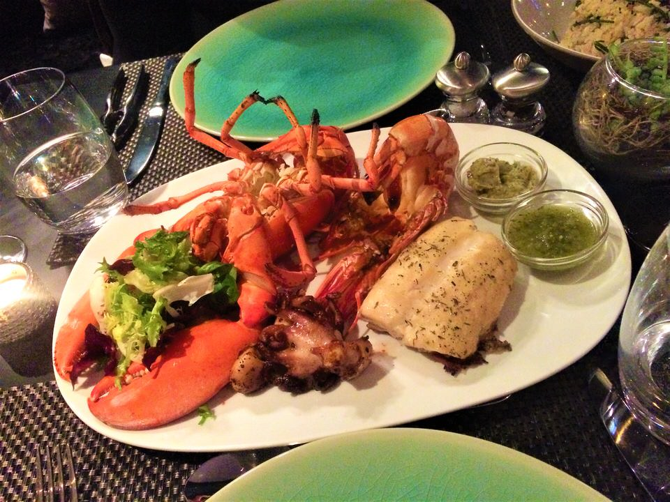seafood lobster harrogate