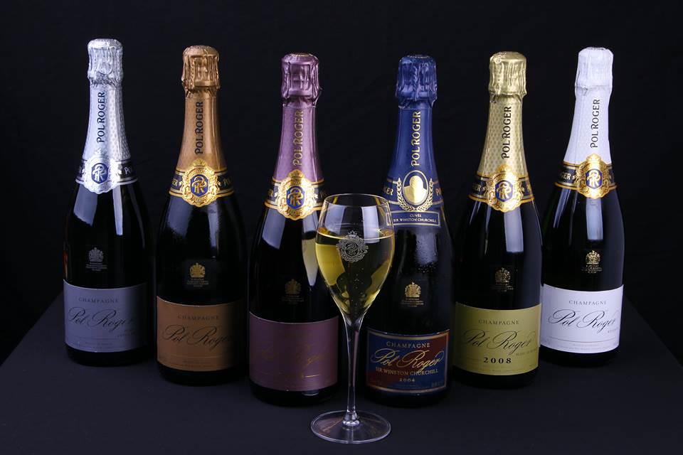 champagne in harrogate