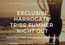 Harrogate Girl, Harrogate Tribe Event