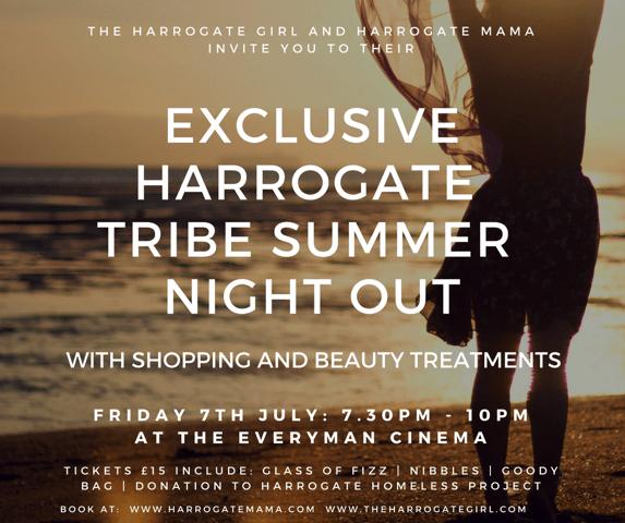 Harrogate Girl, Harrogate Tribe Event
