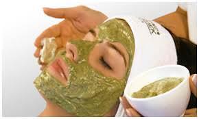 green peel facial
