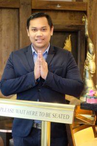 Sukhothai restaurant Harrogate welcome