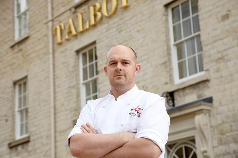 the tolbot hotel malton chef