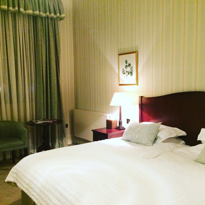 staying at the tolbot hotel malton
