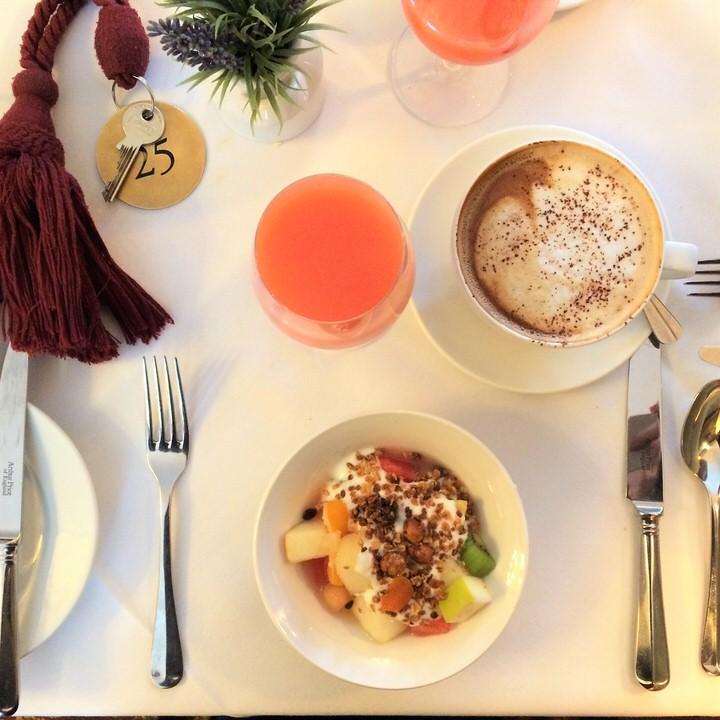 the tolbot hotel malton breakfast