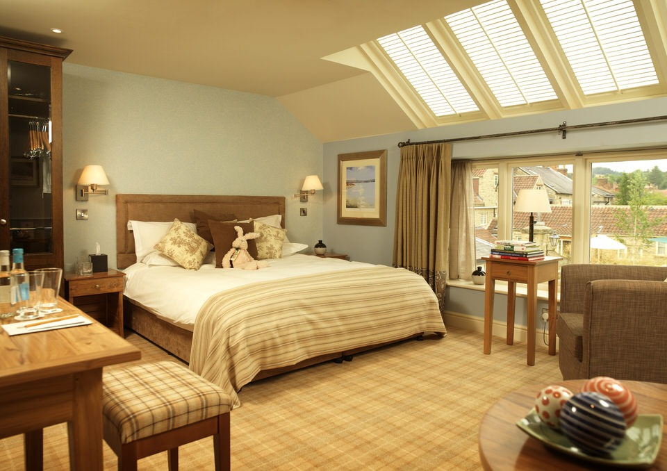 luxury retreat north yorkshire