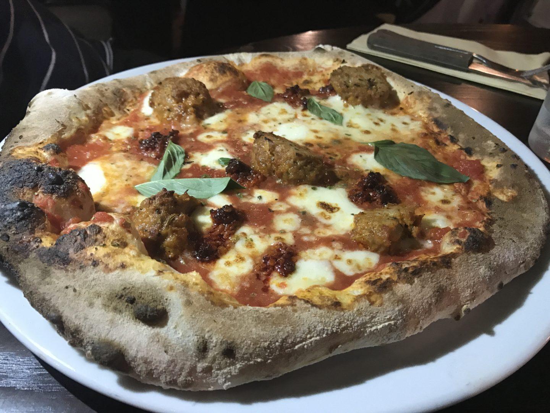 Italian pizza Leeds