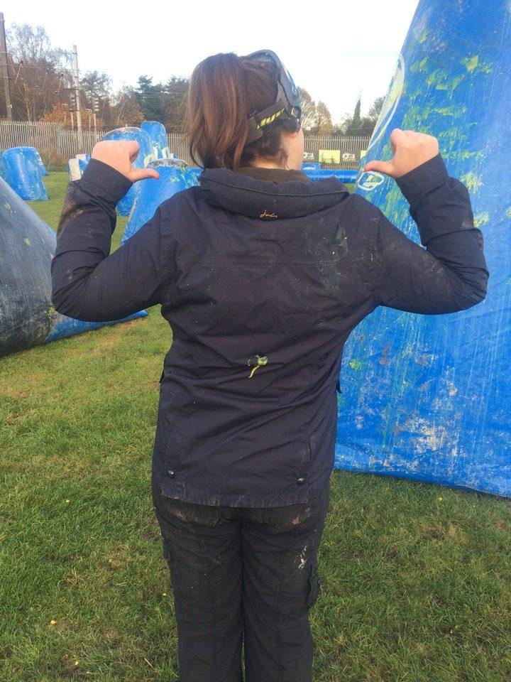 paint balling targets