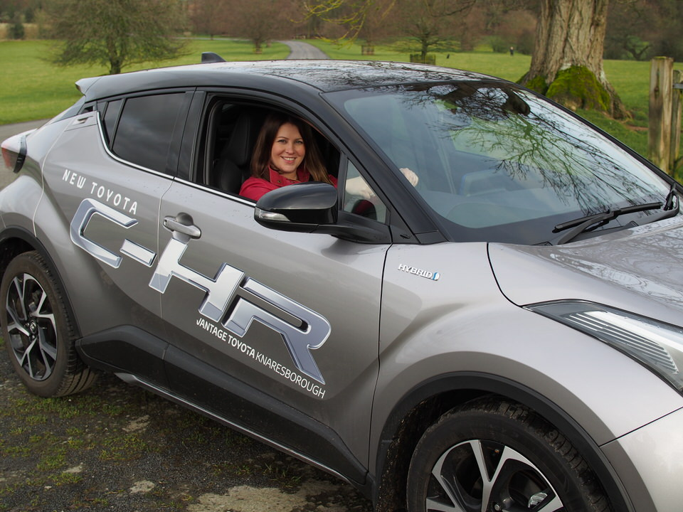 toyota chr review