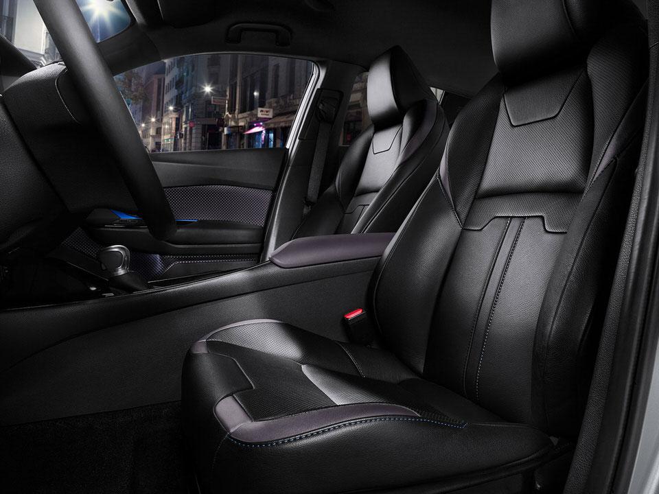 chr car interior