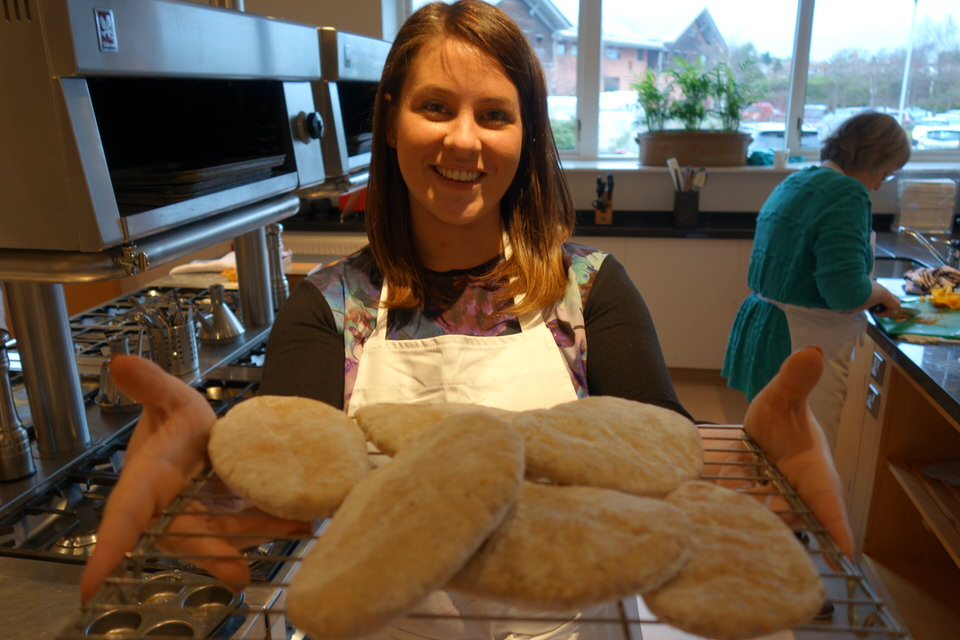 the harrogate girl cooking lessons