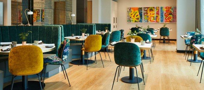 Rudding PArk Spa horto restaurant spa experience