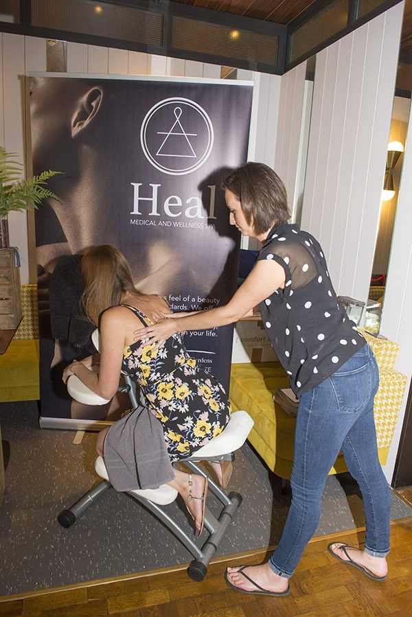 Harrogate Tribe heal spa massage