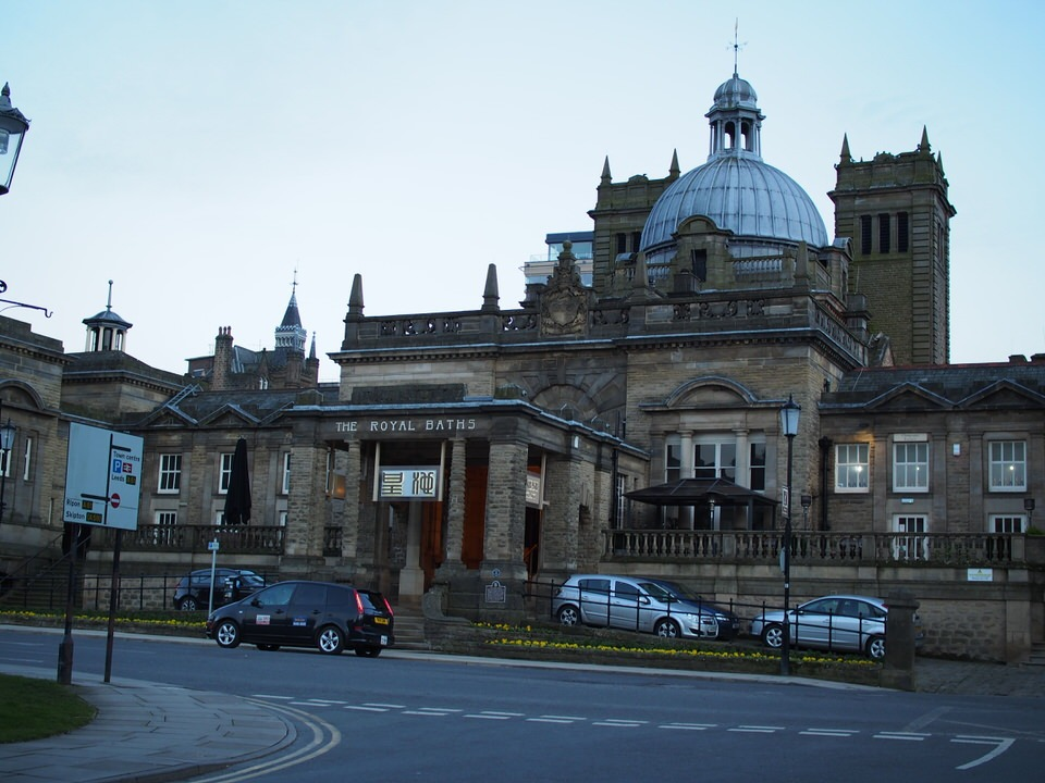 the royal baths harrogate