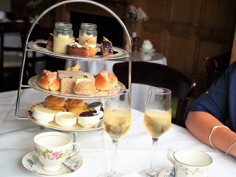 the black swan helmsley afternoon tea