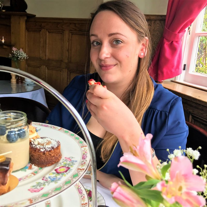 the black swan helmsley afternoon tea sister