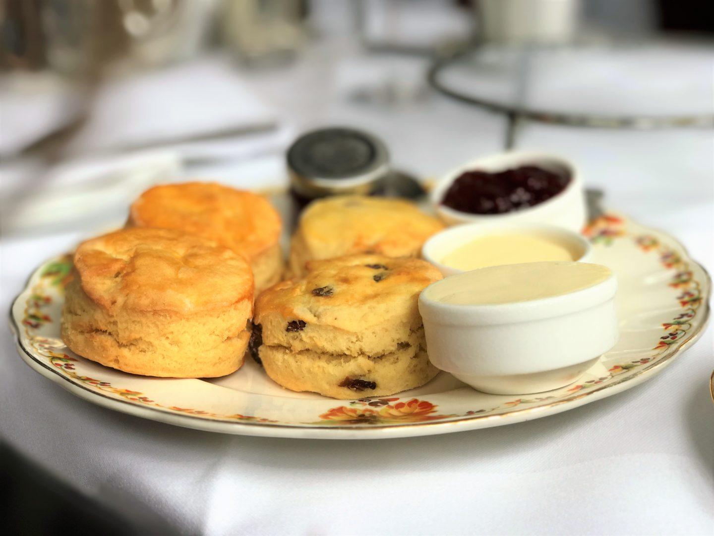 the black swan helmsley afternoon tea scones