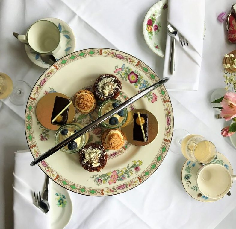 the black swan helmsley afternoon tea cakes