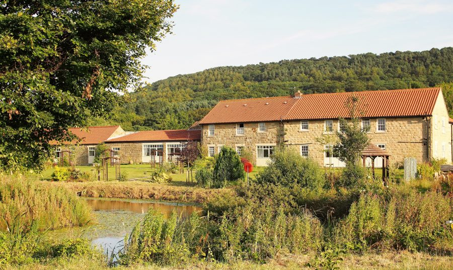 Ox Pastures Hall hotel North Yorkshire
