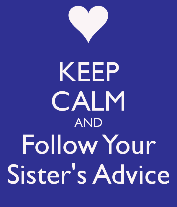 the harrogate girl a sisters advice
