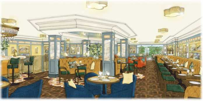 the Ivy harrogate eating out
