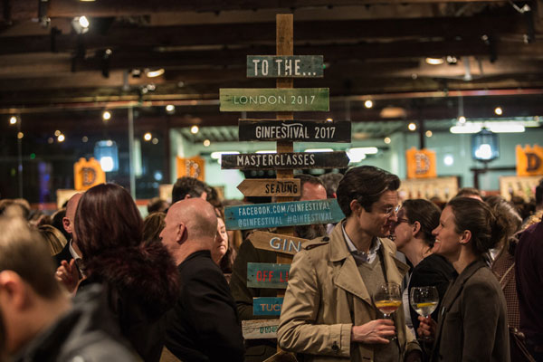 winter events yorkshire gin festival
