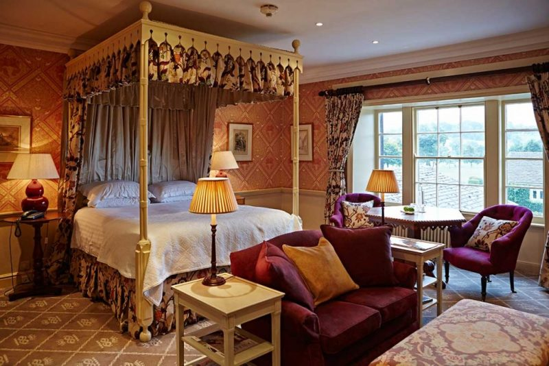 Devonshire Arms Hotel and Spa accommodation